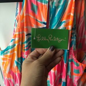f4300c24152d Lilly Pulitzer Dresses - LILLY PULITZER EDONA ROMPER 🌸